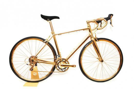 دچرخه ای با قیمت یک میلیارد تومان (عکس)