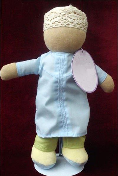 فروش عروسک های اسلامی در انگلیس (عکس) 1