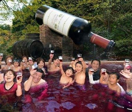 ایده جدید و بسیار جالب ژاپنی ها برای شنا کردن (عکس)