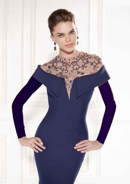 ژورنال لباس مجلسی شیک زنانه
