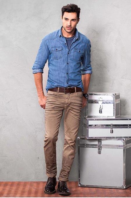 انواع مدل لباس مردانه برند Vrsaopaulo