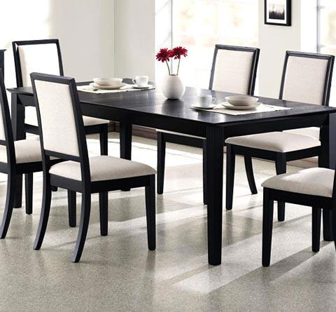 نمونه های جدید از مدل میز نهار خوری