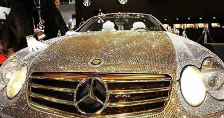 گران ترین خودروی جهان متعلق به چه کسی است؟ (عکس)