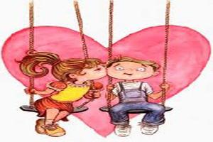 مکالمه جالب بین دختر و پسر عاشق