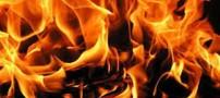 دختر نوجوان انگلیسی زنده زنده در آتش سوخت