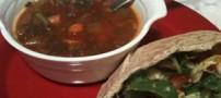 دستور طبخ سوپ رژیمی