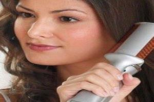 توصیه های مهم برای اتو کردن موها