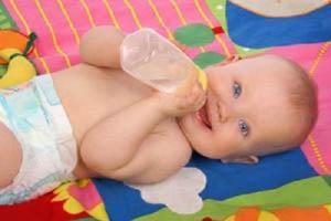 برنامه تغذیه کمکی کودک شیرخواره