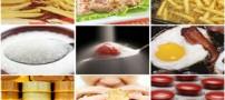 این مواد غذایی سلامت مغز را به خطر می اندازند