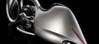 موتور سیکلت متفاوت برای نسل های آتی (عکس)