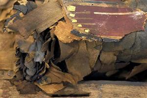 بازکردن جسد مومیایی شده 2500 ساله (عکس)