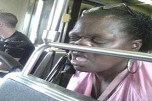 مجموعه جدید عکس های خنده دار از خوابیدن افراد