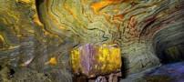 غار نمکی بسیار زیبا و دیدنی در روسیه (عکس)