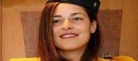 خانم ورزشکار مهماندار هواپیما شد (عکس)