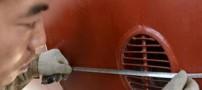 زیر دریایی دست ساز ساخت چین (عکس)
