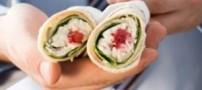 آموزش تهیه ساندویچ مغذی برای دانش آموزان