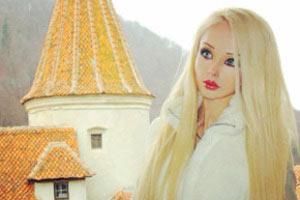 شباهت عجیب دختر اوکراینی به عروسک باربی (عکس)