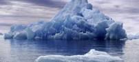 زمانی که کوه یخ نگهبان آب می شود (عکس)