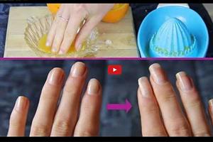 راهکاری بسیار آسان برای تقویت ناخن ها