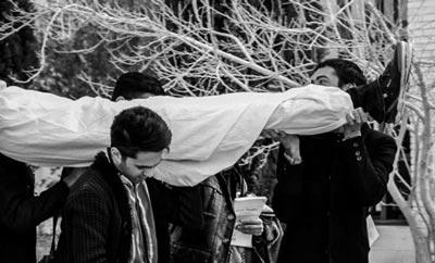 تجربه مرگ واقعی دانشجویان سمنانی (عکس)