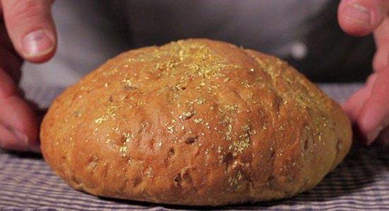 پخت نان با قیمت 150 دلار در اسپانیا (عکس)