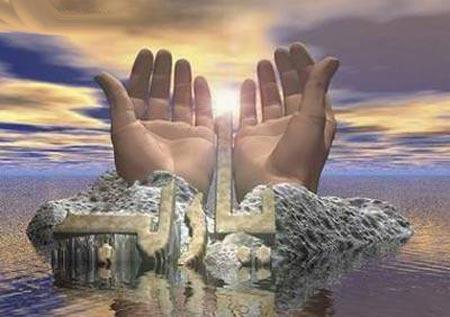 کارت پستال های زیبا و جذاب با موضوع خدا