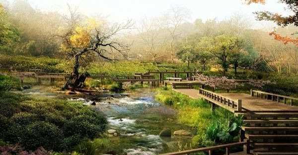 عکس های فانتزی بسیار زیبا از طبیعت