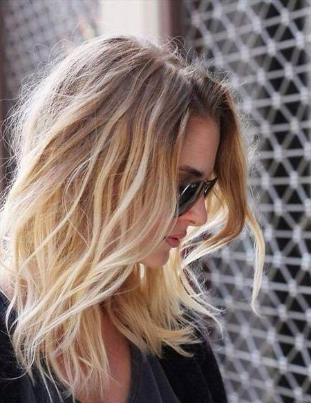جدیدترین مدل مو و رنگ موی دخترانه