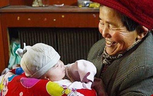 این خانم مهربانترین زن دنیاست (عکس)