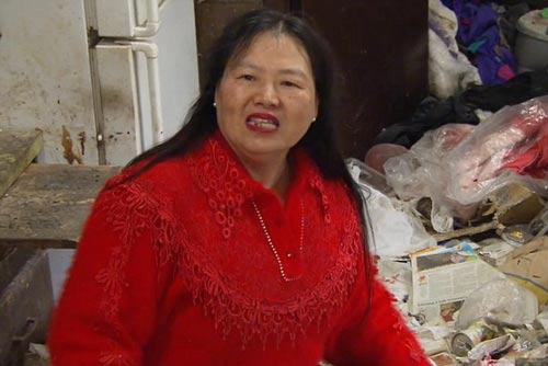 این زن کثیف ترین انسان روی زمین است (عکس)