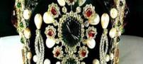 گنجینه ای از جواهرات دیدنی و بی همتای ایران (عکس)