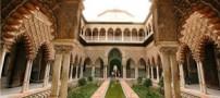کاخ الحمرا، جواهر صنعت گردشگری اسپانیا (عکس)