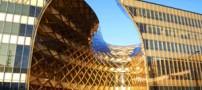 معماری شگفت انگیز مرکز خریدی در سوئد (عکس)