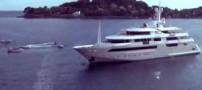 قایق تفریحی و بی نظیر chapi chapi (عکس)