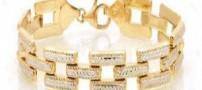 گالری شیک ترین دستبند طلای زنانه