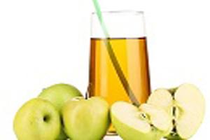 معجزه آب سیب سبز در زیبایی