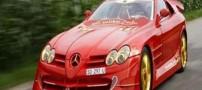 مرسدس بنز یک میلیونر سوئیسی (عکس)