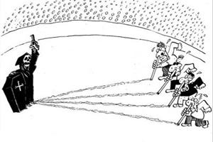 بالاخره جدیدترین کاریکاتورهای معنا دار رسید