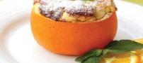 دسر خوشمزه سوفله پرتقال و طرز تهیه آن