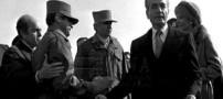 عکس هایی از سفر بدون بازگشت شاه از ایران