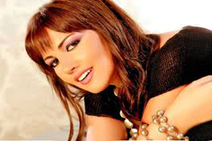 ملکه ای لبنانی با سابقه فیلم مستهجن دریک فیلم ایرانی(تصویر)