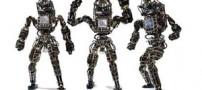 ساخت رباتی که روی سنگ راه می رود (عکس)