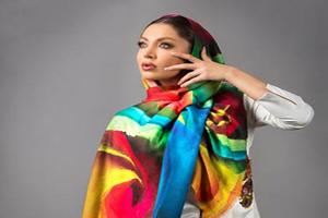 انواع مدل های شیک شال و روسری برند ماچو
