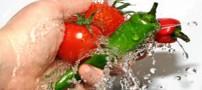 مراحل صحیح شستشوی میوه و سبزی