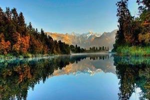 زیبایی های طبیعت نیوزلند (عکس)