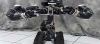 رونمایی از پیشرفته ترین ربات خروش (عکس)