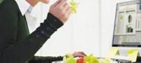 رژیم غذایی مفید و مناسب برای افراد شاغل