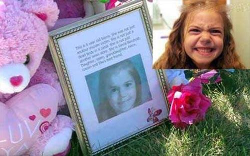 قتل دختر بچه 6 ساله پس از آزار جنسی (عکس)