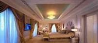 هتل لوکس و دیدنی 8 ستاره با 40 تن طلا! تصاویر