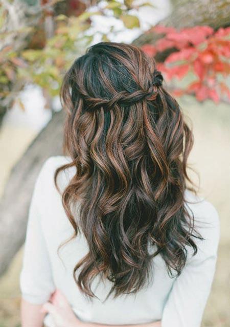 مدل موی زنانه ویژه نامزدی و عروسی